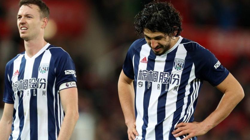 Premier League: Southampton ganó y firmó el descenso del West Bromwich