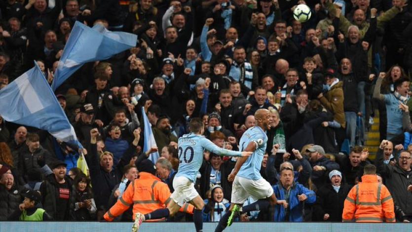 Premier League: Manchester City gana y retoma el liderato