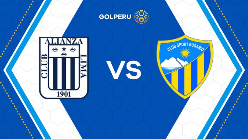 Previa: Alianza Lima se enfrenta a Sport Rosario