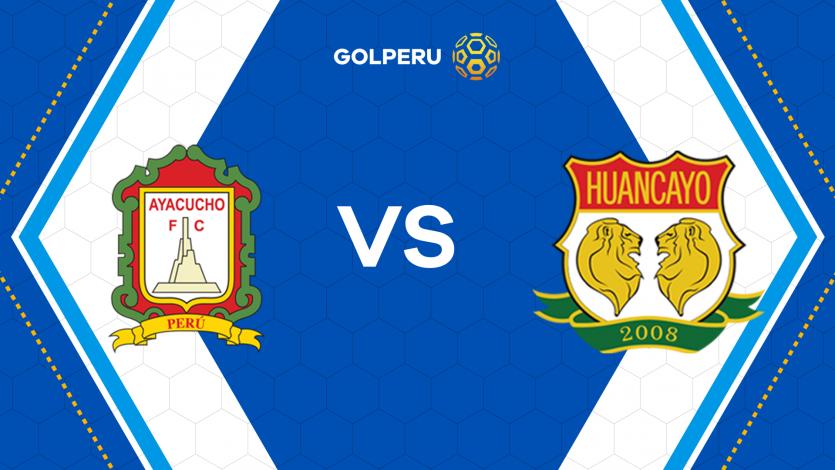 Previa: Ayacucho FC se enfrenta a Sport Huancayo