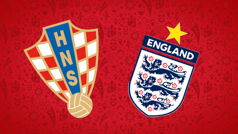 Previa: Croacia e Inglaterra chocan por el pasaje a la final