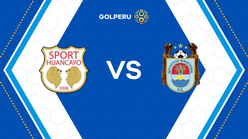 Previa: Sport Huancayo se enfrenta a Deportivo Binacional