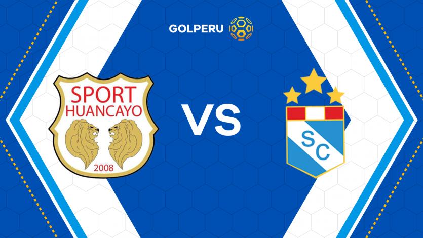 Previa: Sport Huancayo y Sporting Cristal juegan los primeros 90 minutos