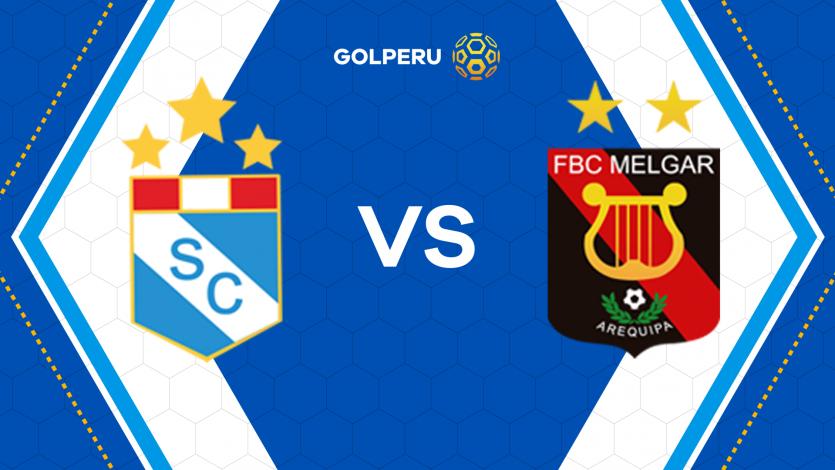 Previa: Sporting Cristal y FBC Melgar se miden por la punta