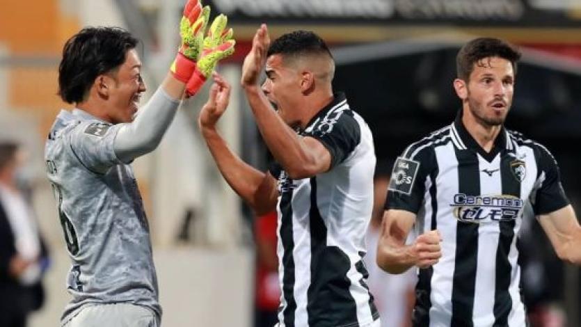 Primeira Liga: el golazo de Lucas Fernandes que dio inicio al fútbol en Portugal (VIDEO)