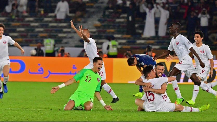 Qatar venció a Japón y ganó su primera Copa Asia