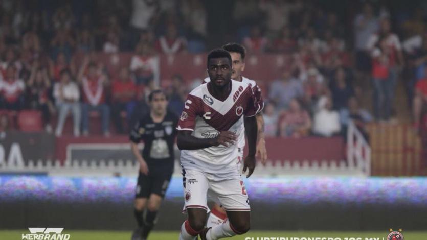 Gallese, Ramos y Cartagena participaron de la derrota de Veracruz