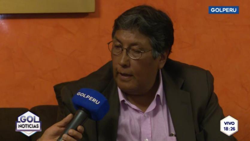 Raúl Leguía sobre la final de la Libertadores: