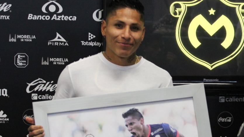 Raúl Ruidíaz: Monarcas Morelia retirará el dorsal '9' en homenaje al goleador peruano