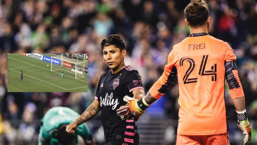 Champions CONCACAF: Raúl Ruidíaz anotó exquisito penal a lo Panenka, pero Seattle fue eliminado (VIDEO)