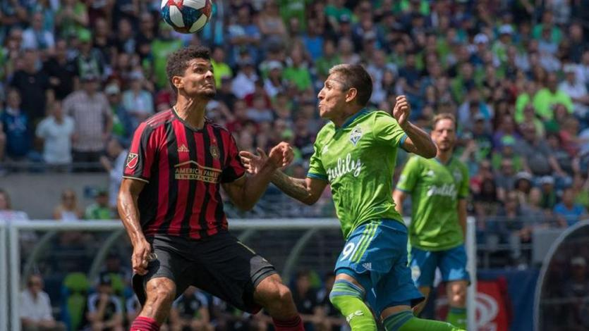MLS: golazo de Raúl Ruidíaz con autopase de sombrerito fue elegido el mejor de la fecha (VIDEO)