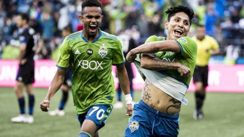 Seattle Sounders: Raúl Ruidíaz hizo gol tras engañar a arquero y suma tres consecutivos en MLS (VIDEO)