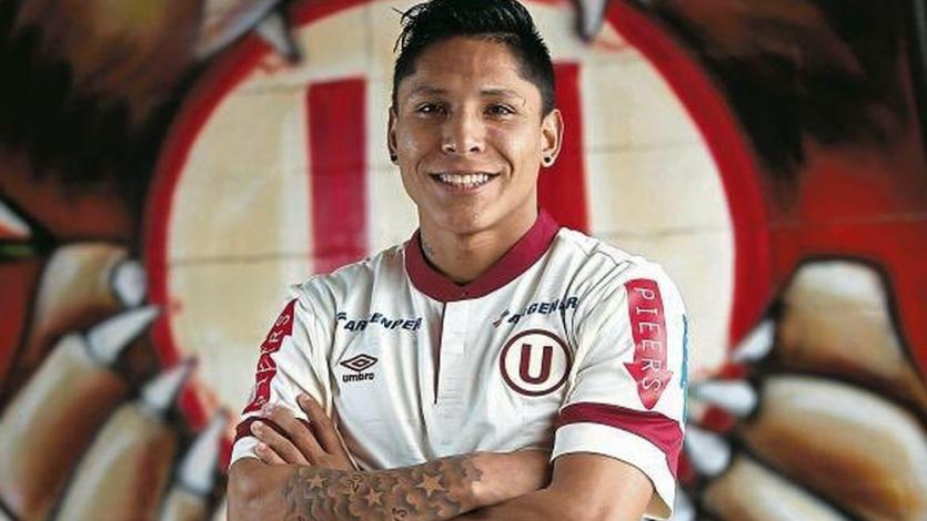 Universitario de Deportes: Raúl Ruidíaz compartió inéditas fotos de su infancia como hincha crema