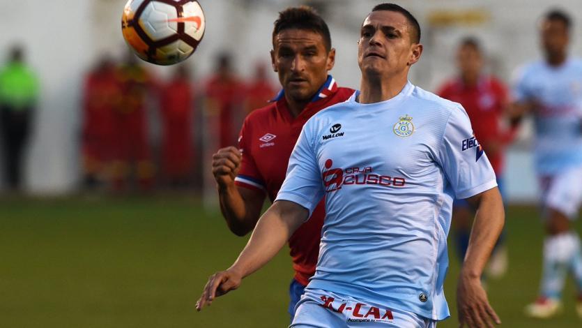 Real Garcilaso iguala sin goles con Nacional