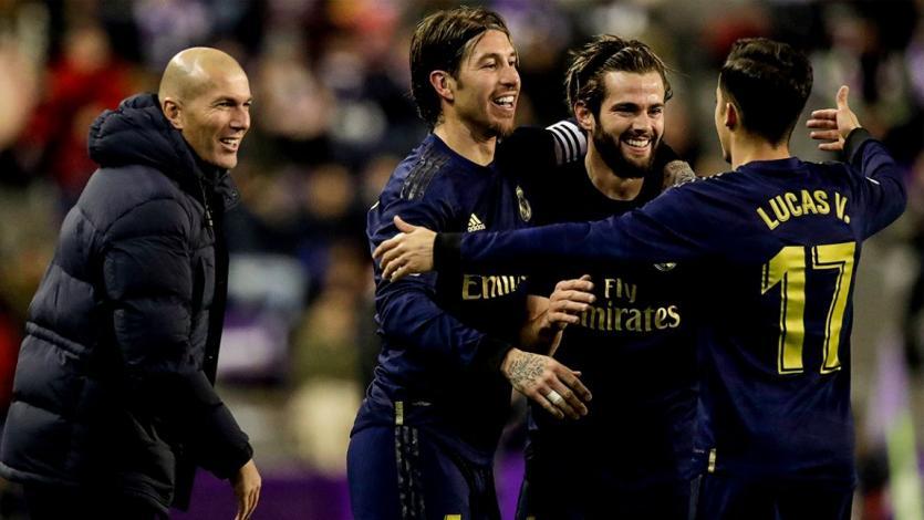 La Liga: Real Madrid desplaza al Barcelona de la punta y es el nuevo líder en España (VIDEO)