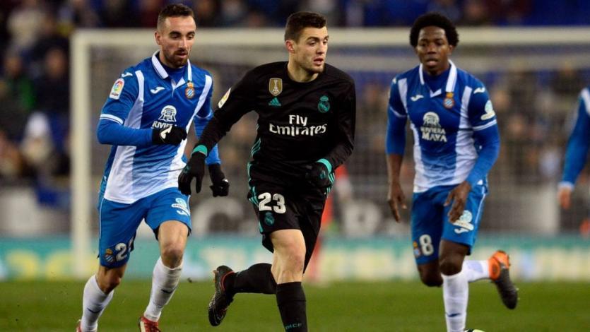 La Liga: Real Madrid pierde en el último minuto con el Espanyol