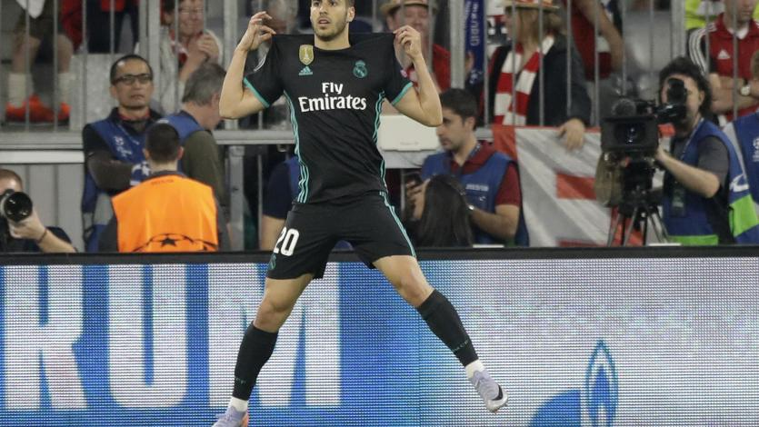 Champions League: Real Madrid puso pie y medio en la final de Kiev