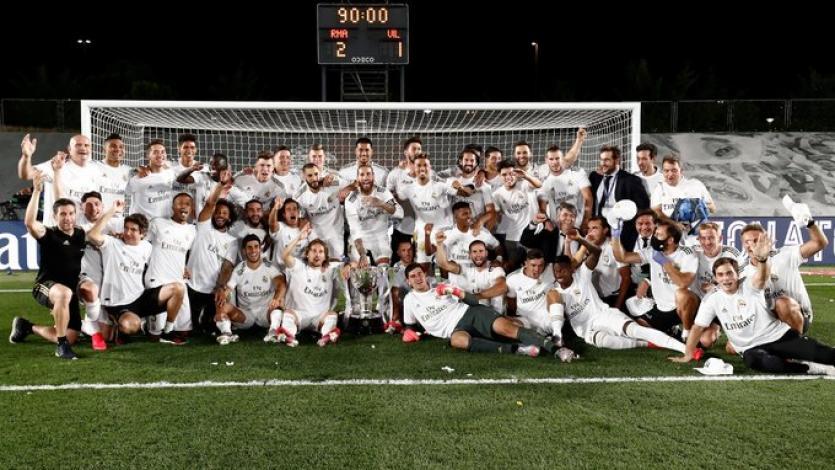 LaLiga: 14 datazos que nos dejó el reciente título del Real Madrid