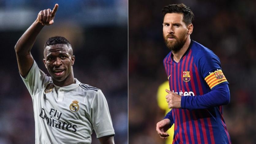 Real Madrid enfrenta al Barcelona por la fecha 26 de La Liga en el estadio Santiago Bernabéu