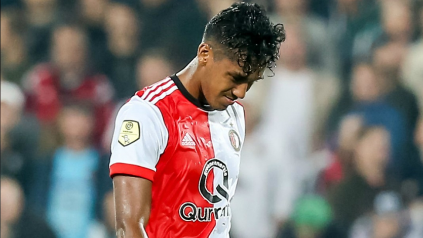 Renato Tapia está lesionado y se perderá la Supercopa de Holanda