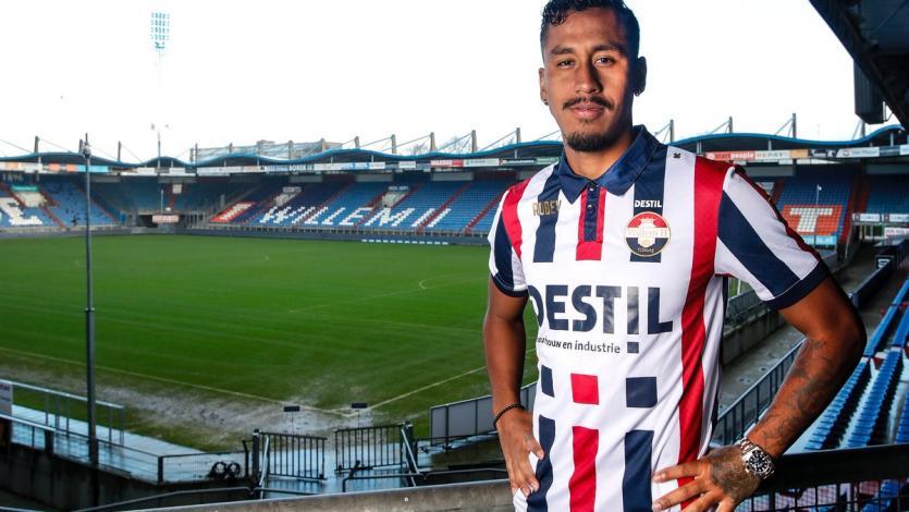 Renato Tapia fue incluido en el once ideal de la fecha 18 de la Eredivisie