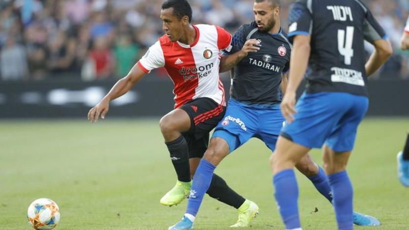 Europa League: Renato Tapia jugó 90' en el 3-0 del Feyenoord sobre Hapoel Beer Sheva (VIDEO)