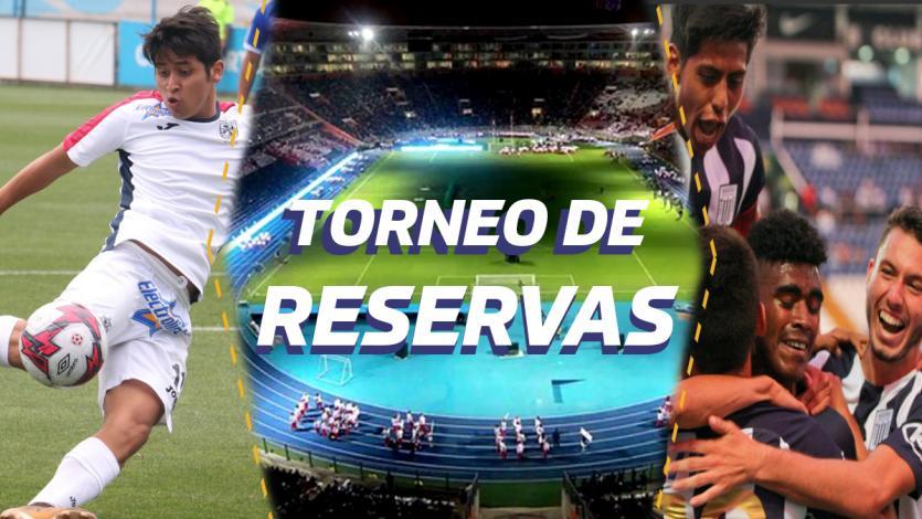 Torneo de Reservas: Alianza Lima se puso a tres puntos del segundo lugar