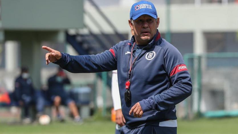 Juan Reynoso tras su décima victoria con Cruz Azul: