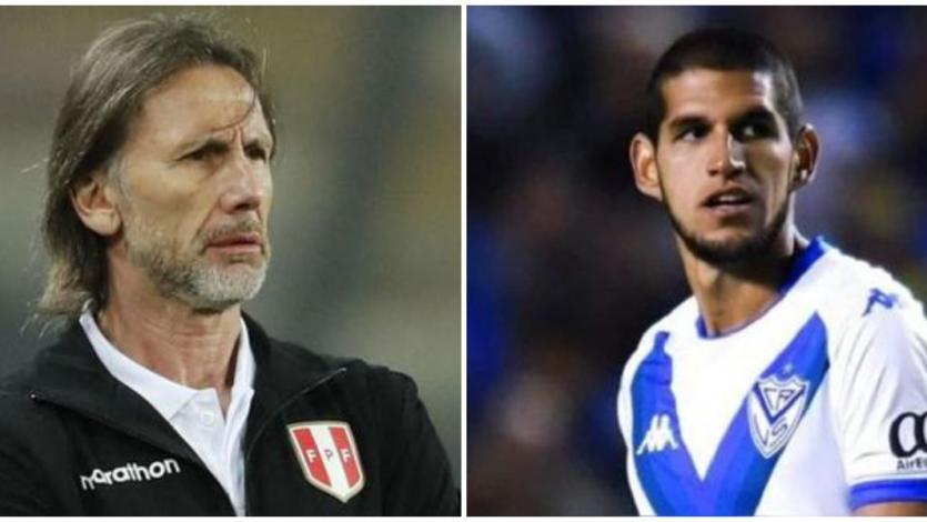 Ricardo Gareca y su mirada sobre la situación de Luis Abram en Vélez Sarsfield (VIDEO)
