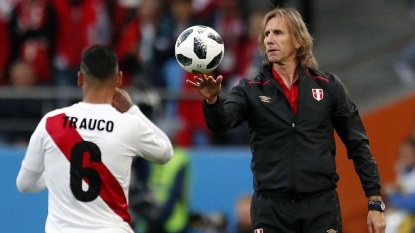 Ricardo Gareca sobre la Selección Peruana: