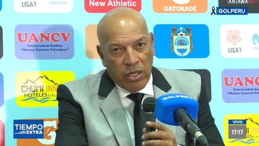 Roberto Mosquera optimista con la final: