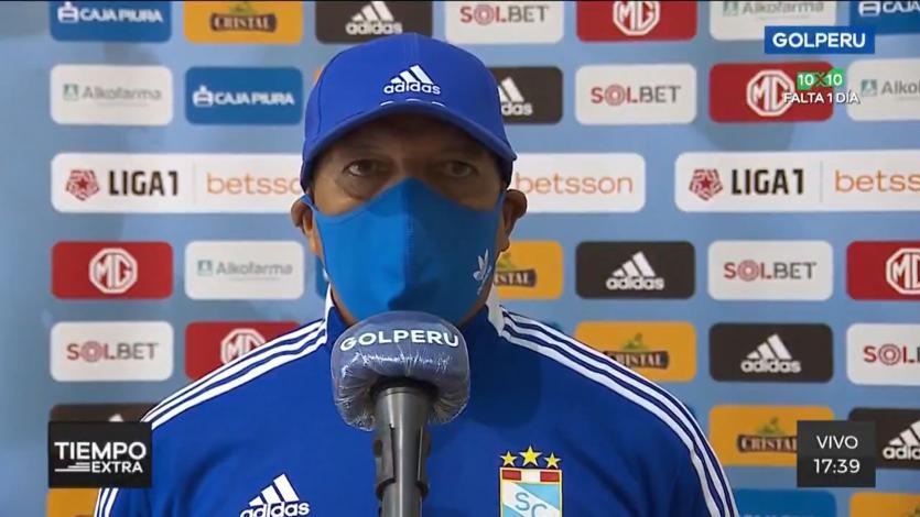 """Roberto Mosquera: """"No siempre tuvimos la credibilidad y hoy nos la hemos ganado"""" (VIDEO)"""