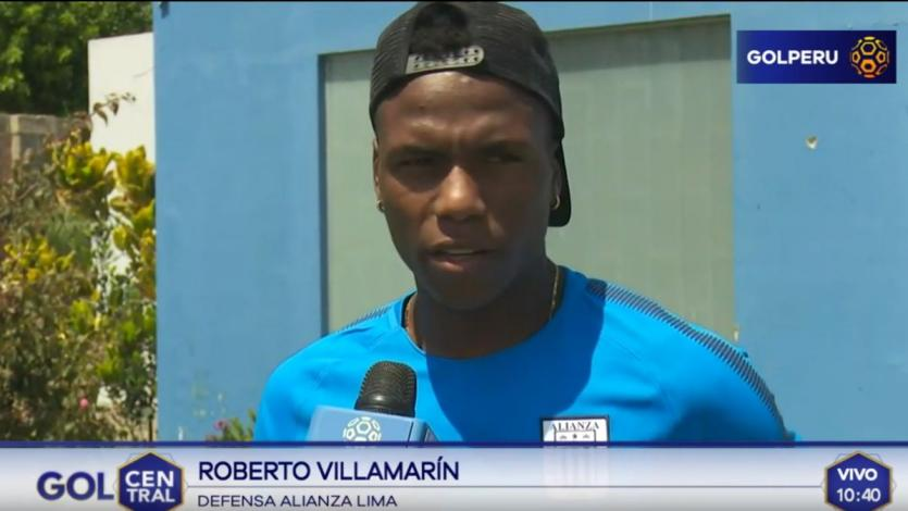 Roberto Villamarín: