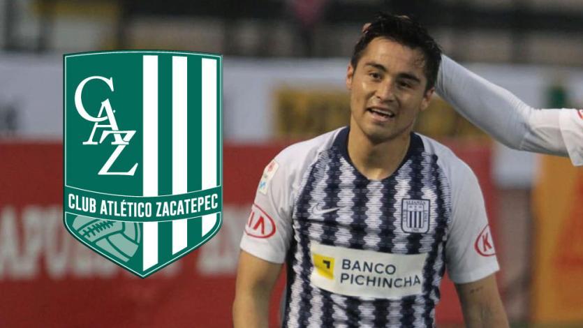 Rodrigo Cuba fichó por el Club Zacatepec de México sin debutar en Sport Boys (VIDEO)