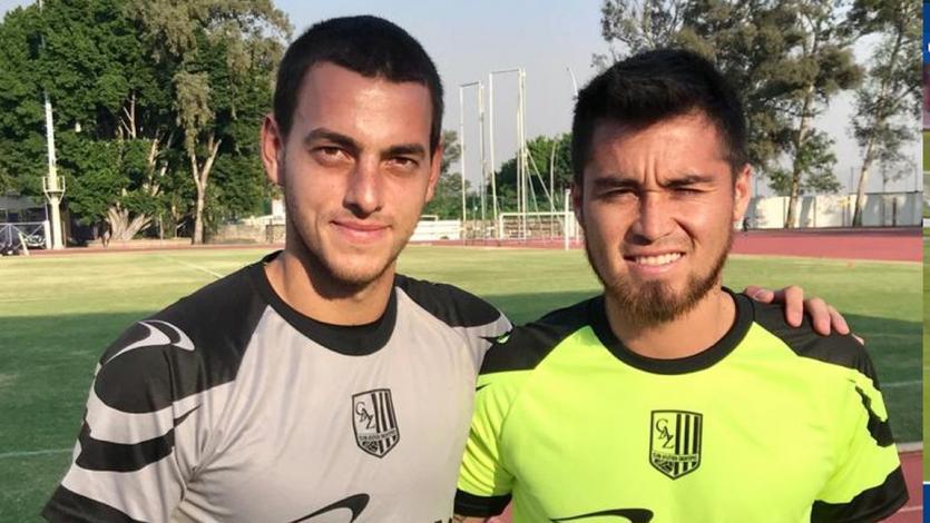 Rodrigo Cuba ya entrena con Alejandro Duarte en el Zacatepec de México