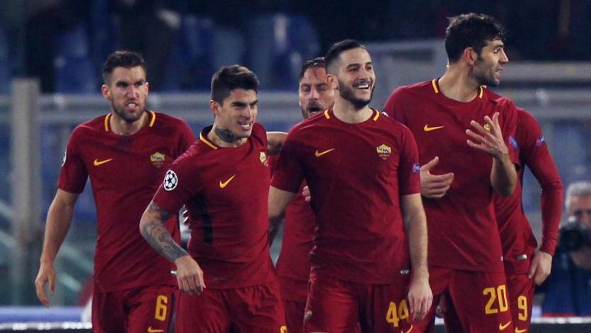 Roma visita al Shakthar Donetsk por la Champions League