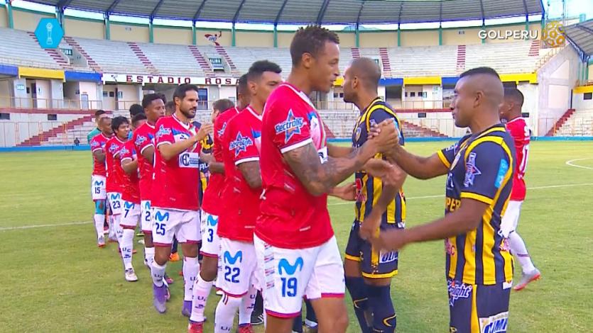EN VIVO por GOLPERU: Sport Rosario 0 - 2 Unión Comercio