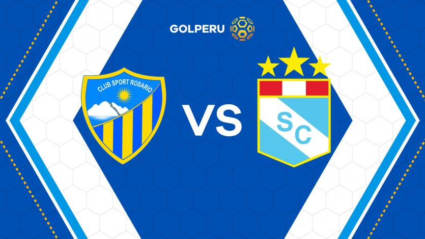 Sport Rosario y Sporting Cristal abren la fecha 15  del Torneo Clausura