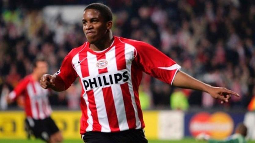 Jefferson Farfán integra el equipo mundialista del PSV