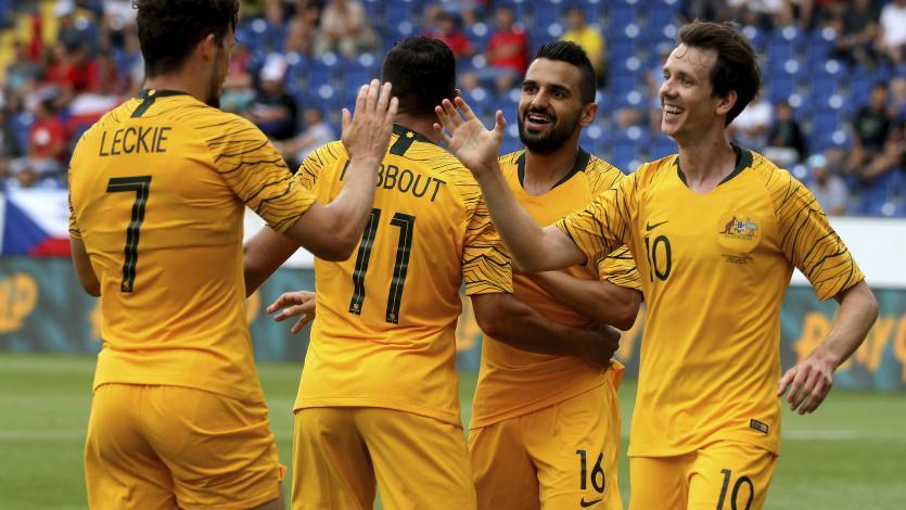 Rusia 2018: El posible equipo titular de Australia para el Mundial