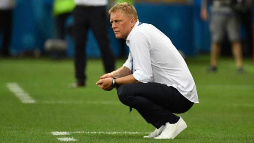 Islandia se quedó sin entrenador tras el Mundial