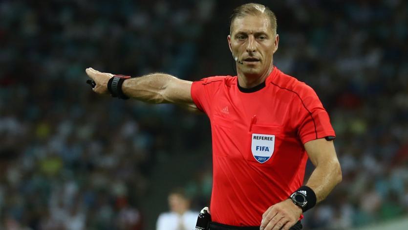 Rusia 2018: El argentino Nestor Pitana será el arbitro del partido inaugural