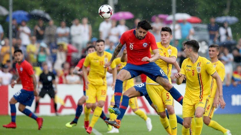 Chile tuvo su primera derrota al mando de Reinaldo Rueda