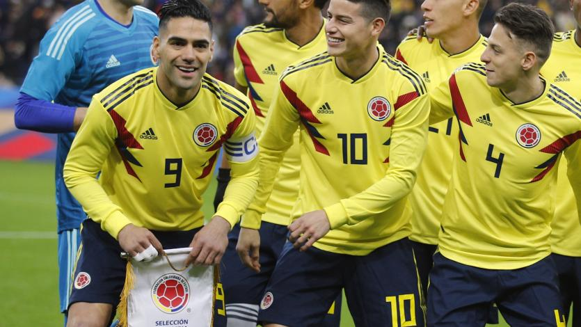 Rusia 2018: James Rodríguez y Falcao lideran lista provisional de 35 jugadores