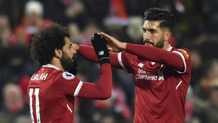 Premier League: Liverpool, de la mano de Salah, ganó y se puso segundo