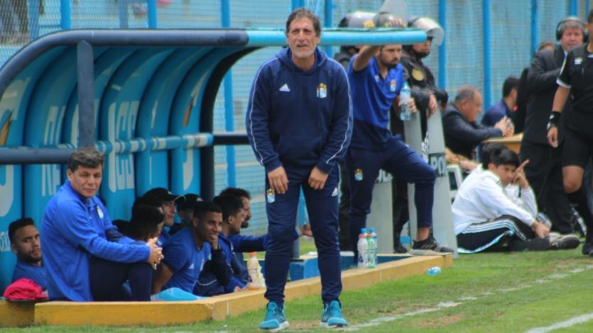 Mario Salas suena como posible entrenador de Colo Colo
