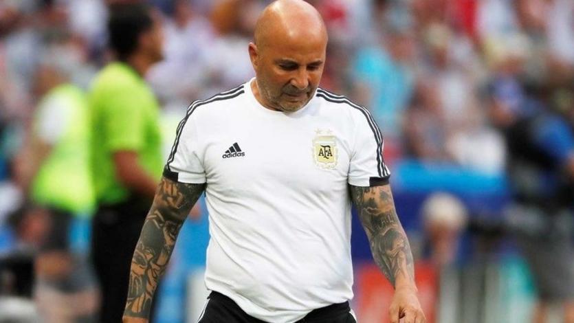 Jorge Sampaoli habló por primera vez sobre el fracaso con Argentina