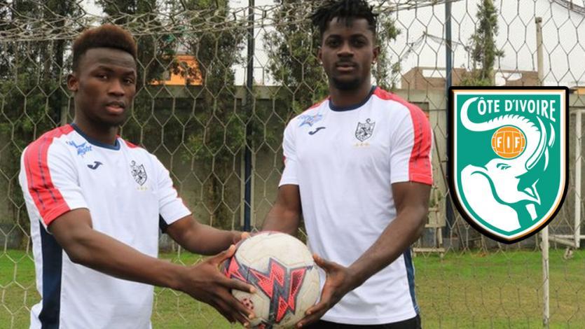 San Martín: Koffi Dakoi y Aké Loba fueron convocados a la selección de Costa de Marfil