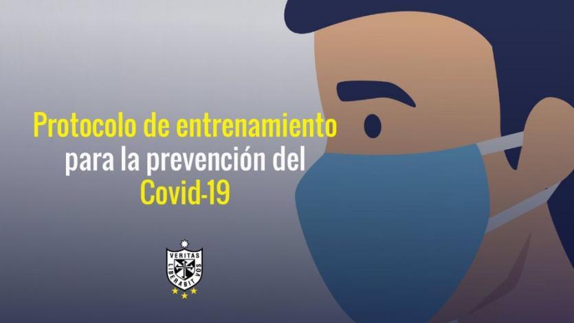 Liga1 Movistar: la San Martín busca volver a entrenar y presentó su propio protocolo