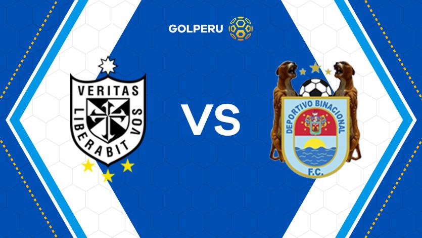 San Martín se enfrenta a Deportivo Binacional